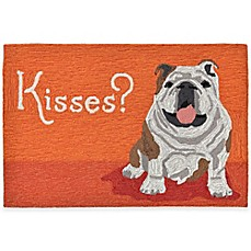 Trans Ocean Wet Kiss Accent Rug