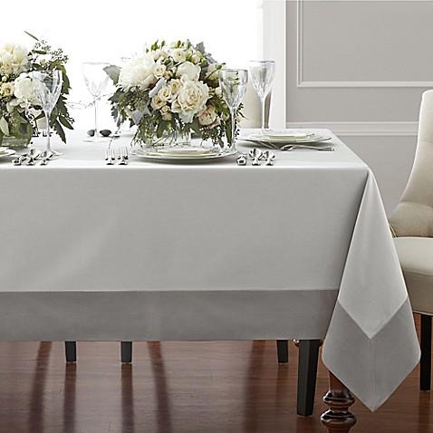Buy wamsutta bordered linen 70 inch x 120 inch oblong for 120 table linen