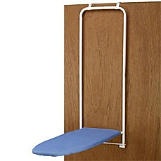 Image Of Over The Door Ironing Board Hanger