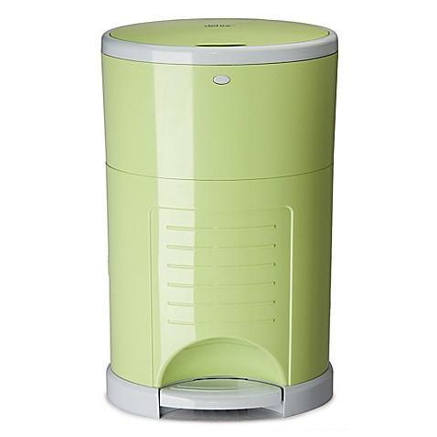 Diaper dekor classic diaper disposal system in sage green for Dekor classic diaper pail refills