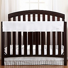 image of BreathableBaby® Railguard™ Crib Rail Cover