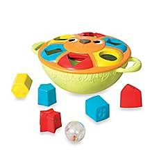 image of Kiddopotamus® King of the Shape Sorters