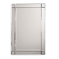 image of Uttermost Emberlynn Rectangular Wall Mirror