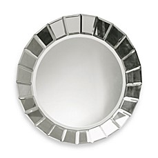 image of Uttermost Fortune Decorative Frameless Wall Mirror