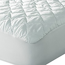 mattress pads & toppers - cotton/polyester/spandex | bed bath & beyond