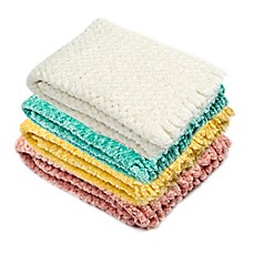 image of Pashmere Baby™ Chenille Crib/Stroller Blankets