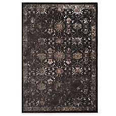 image of Legends Collection 5-Foot 2-Inch x 7-Foot 2-Inch Area Rug in Brown
