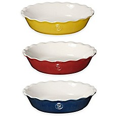image of Emile Henry Modern Classics 9-Inch Pie Dish  sc 1 st  Bed Bath \u0026 Beyond & Pie Baking Dishes Plates \u0026 Tart Pans - Bed Bath \u0026 Beyond