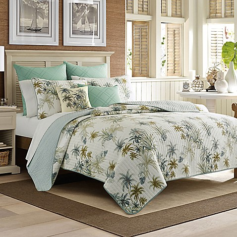 Tommy Bahama Serenity Palms Quilt Bed Bath Beyond