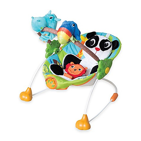 Kiddopotamus® Safari So Good Puppeteer Bouncer