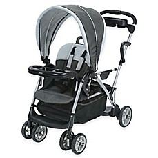 image of Graco RoomFor2™ Classic Connect™ & Click Connect™ Stroller in Glacier™
