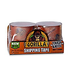 image of Gorilla™ Clear Shipping Tape