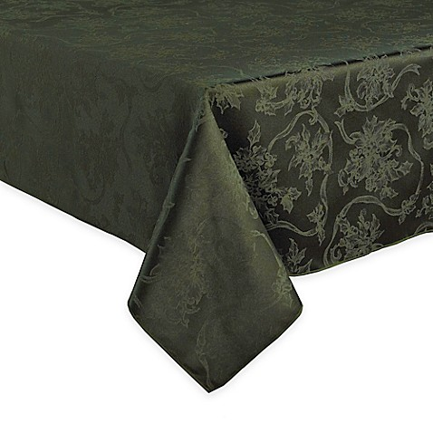 Buy Christmas Ribbons 60 Inch X 84 Inch Oblong Tablecloth