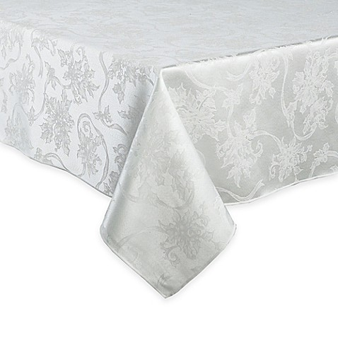 Buy Christmas Ribbons 52 Inch X 70 Inch Tablecloth In