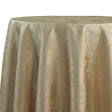 Christmas Ribbons Tablecloth Bed Bath Amp Beyond