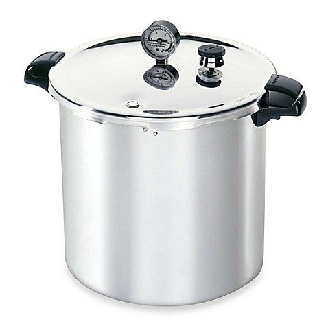 how to close a presto pressure cooker