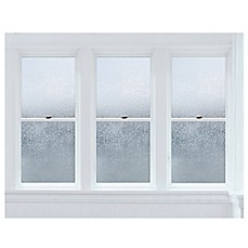Image Of Premium Glacier Static Cling Window Film In Clear