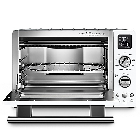 ... Convection Digital Countertop Oven in White from Bed Bath & Beyond