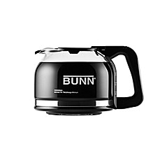 image of Bunn® Drip-Free Glass Replacement Coffee Carafe