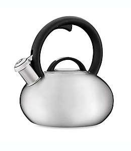 Tetera para estufa Cuisinart®, en acero inoxidable, 1.89 L