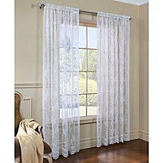 image of Mona Lisa Window Curtain Panel