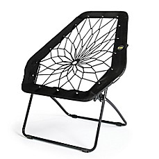 image of Bunjo® Oversized Bungee Chair in Black