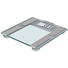 image of Soehnle Pharo 200 Digital BMI Bathroom Scale in Silver
