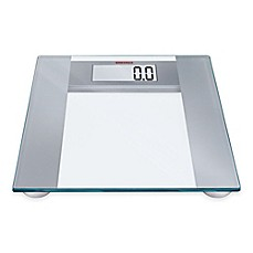 image of Soehnle Pharo 200 Digital Bathroom Scale in Silver