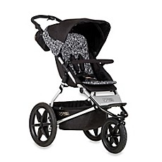image of Mountain Buggy® Terrain Jogging Stroller in Graphite