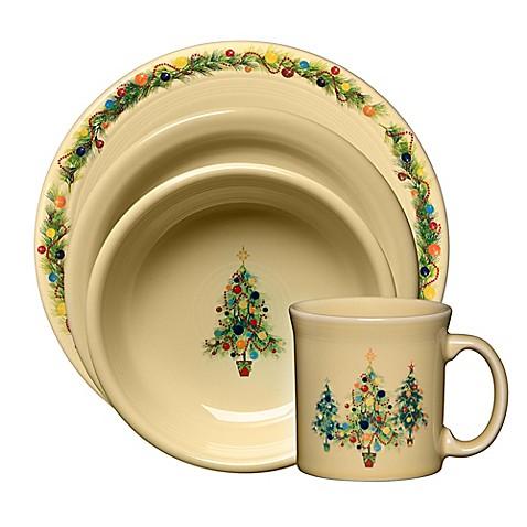 Fiesta\u0026reg; Christmas Tree Dinnerware Collection  sc 1 st  Bed Bath \u0026 Beyond & Fiesta® Christmas Tree Dinnerware Collection - Bed Bath \u0026 Beyond