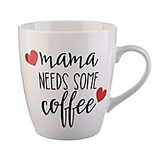 Formations Mama Needs Some Coffee Jumbo Mug
