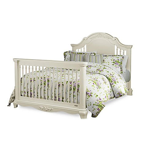 Captivating Bassettbabyu0026reg; PREMIER Addison Full Size Bed Rails In Pearl White