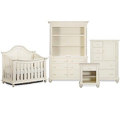 Bassettbaby Premier Benbrooke Nursery Furniture Collection In Cottage Cream Buybuy Baby