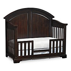 image of HGTV HOME™ Baby Kinston Toddler Guard Rail in Antique Java