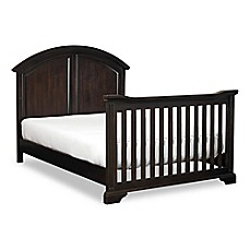 image of HGTV HOME™ Baby Kinston Full Size Bed Rails in Antique Java