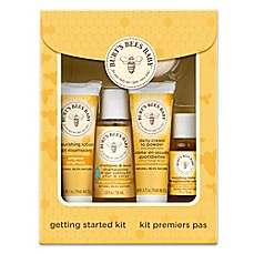 image of Burt's Bees® Baby Bee® Getting Started Gift Set