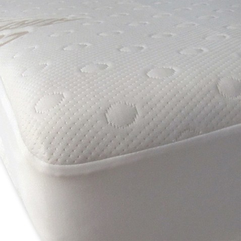 Forty Winks Cool Rem Airflow Moisture Wick Trade Mattress Pad Cover