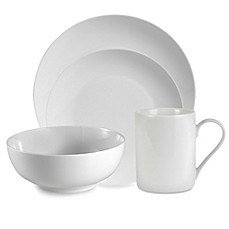 image of Everyday White® by Fitz and Floyd® Coupe Dinnerware