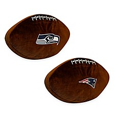 image of NFL 3D Football Plush Pillow