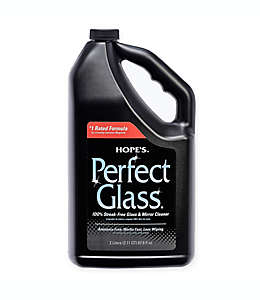 Limpiavidrios botella de repuesto Hope´s Perfect® Glass™, de 1.89 L/64 oz