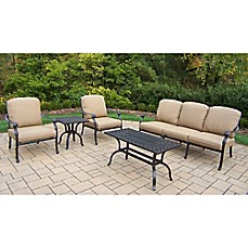 image of Oakland Living Clairmont Patio Furniture Collection