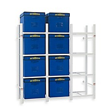 image of Bin Warehouse 12-Tote Storage System
