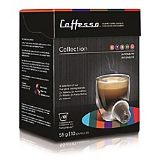 image of Caffesso™ 10-Count Collection Nespresso Compatible Capsules