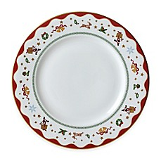 image of P by Prouna My Noel Dinner Plate