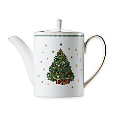 image of P by Prouna My Noel Coffeepot