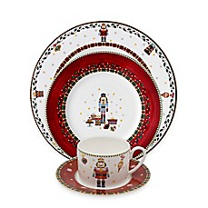 image of P by Prouna Nutcracker Dinnerware Collection