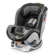 image of Chicco® NextFit® Zip Convertible Car Seat in Notte
