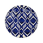 image of P by Prouna Marine Blue Chop Plate