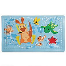 image of Dreambaby® Heat Alert Anti-Slip Bath Mat with Too-Hot Indicator