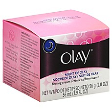 image of Olay® 2 oz. Night of Olay Firming Cream